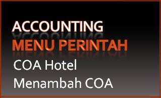 525 Perintah-COA Hotel-Menambah COA