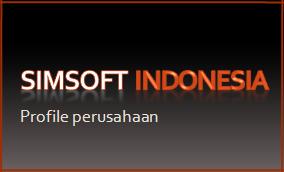Prpfile Perusahaan SIMSOFT