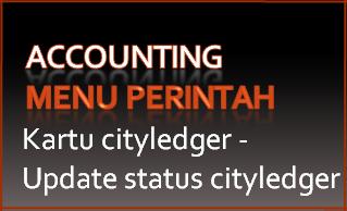 505 Perintah – Piutang hotel – Piutang cityledger