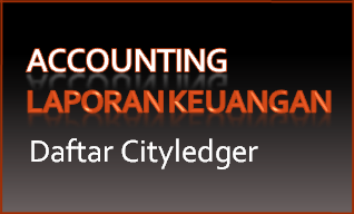 421 Laporan Keuangan – Lainnya – Cityledger
